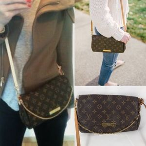 🔥DISCONTINUED 🔥CROSSBODY LOUIS VUITTON FAVORITE